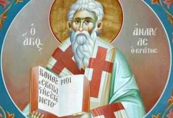 Grande Canone di Andreya Kritskogo. Quando si legge la Canon di San Andreya Kritskogo?