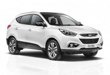"""""""Hyundai ix35"""": dane techniczne, opinie właścicieli"""