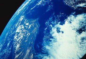 Datos y hechos acerca de la atmósfera. La atmósfera de la Tierra