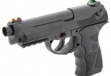 Le pistolet de pistolet à air le plus puissant dans le monde au moment