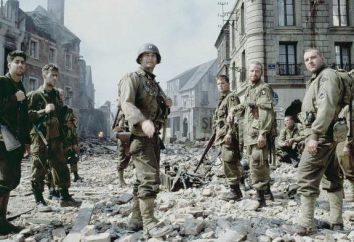 """O conto e os atores envolvidos. """"Saving Private Ryan"""" – um filme marco da cultura americana"""