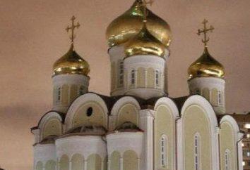 Tempio di San Spiridione. Parrocchiale di Nagatinskiy ristagno – una comunità in cui c'è l'amore di Dio e del prossimo
