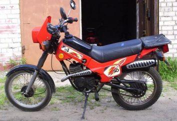 "ZID-50 ""Pilot"" – legendarny rosyjski motorower"