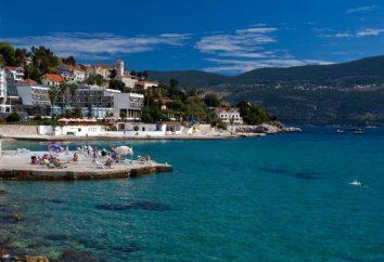 Et vous savez ce que la mer au Monténégro?
