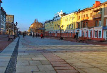 Bryansk: attrazioni. La storia della città di Bryansk. I monumenti della città di Bryansk