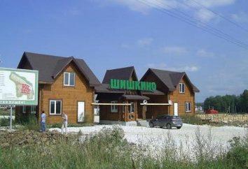 Cottage Village Shishkino (Berezovsky): descrizione e foto