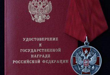 """Medal and Order """"Za Zasługi"""""""