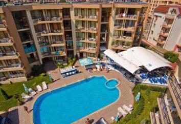 Sea Grace Aparthotel 3 * (Sunny Beach, Bulgarien): Beschreibung des Hotels, Dienstleistungen, Bewertungen