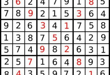 quebra-cabeças complicado. diagonal Sudoku