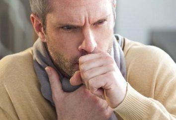 O tratamento de tosse com expectoração