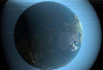 A medida que la bolsa de aire se llama la Tierra? Estructura, propiedades físicas y la composición de la atmósfera
