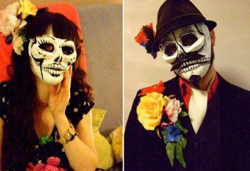 Máscara para Halloween: o que deveria ser?