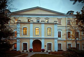 Instytut Teatralny w Moskwie: lista. Jak wejść w Instytucie Teatralnym GITIS w Moskwie?