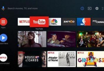 """A maioria das TVs com """"Android"""""""