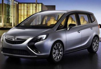 Opel Zafira Tourer – une bonne voiture pour une grande famille