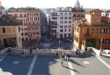 Plaza de España in Rom: Foto, Hotels, wie Sie am besten