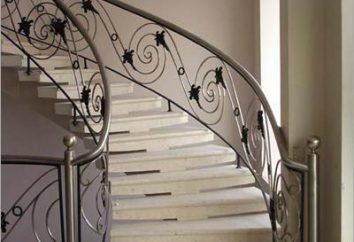 Poręcze do schodów – niezbędny atrybut