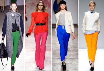 Compatibilità dei colori in abiti: come cercare irresistibile e creare il proprio stile