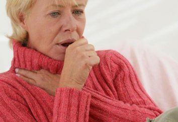 Beschreibung, Diagnose, Behandlung und Symptome von Bronchitis bei Erwachsenen und Kindern