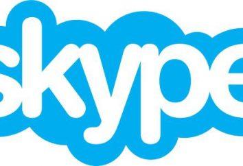 """Detalhes sobre como remover as contas de """"Skype"""""""