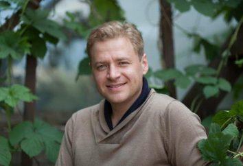 Attore Alexei Barabash: biografia. carriera e famiglia