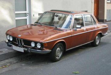 """BMW"" samochód. Stare modele i serie"