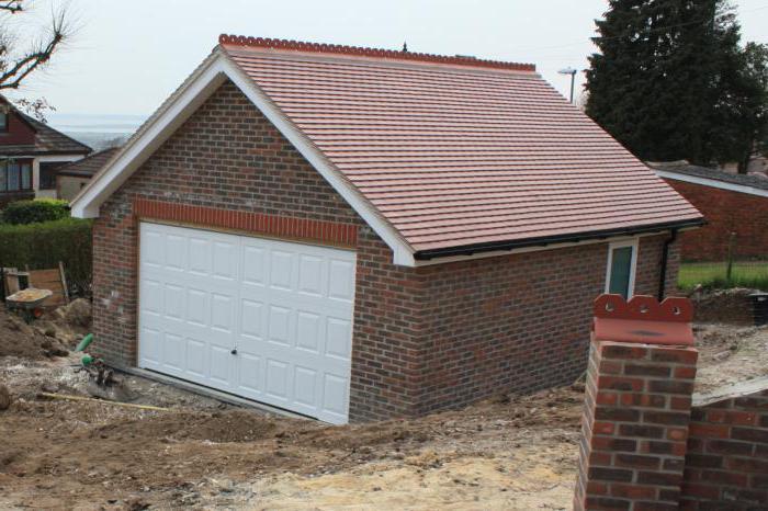 Viele Menschen Denken Heute über Die Frage, Wie Auf Der Garage Ein Dach Zu  Machen. Wenn Es Flach Ist, Sollte Sein Minimaler Abstand Innerhalb 2,5 Bis  3 ...