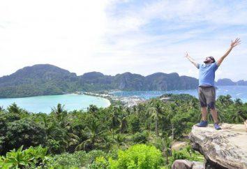 A quoi bon passer des vacances en bord de mer à l'étranger en Novembre?