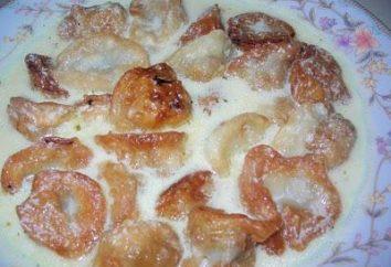 Quelle délicieuse et satisfaisante faire cuire des boulettes dans le four?
