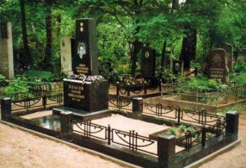 Cmentarz Północny, Petersburg planu, adres, opinie
