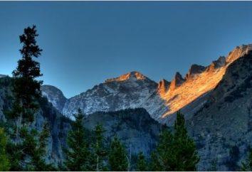 Montanha mais alta – a morada de paz e tranquilidade
