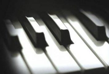 Je ne veux rien de plus que la façon de jouer du piano! Enseignez !!!