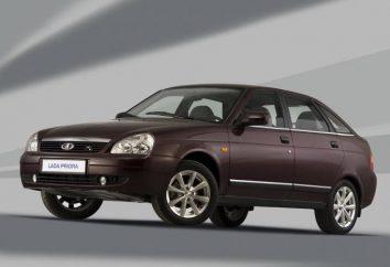 Priora hatchback – nowe spojrzenie ukochany samochód