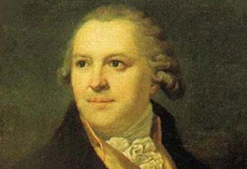 Fiodor Iwanowicz Shubin, rzeźbiarz: biografia, praca