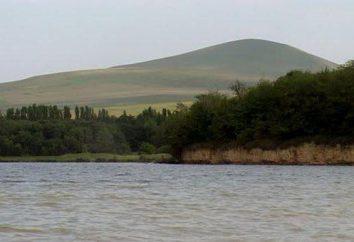 Tambukan (lago): fotos, comentários, tratamento, como chegar lá. Terapêutico lama do lago Tambukan
