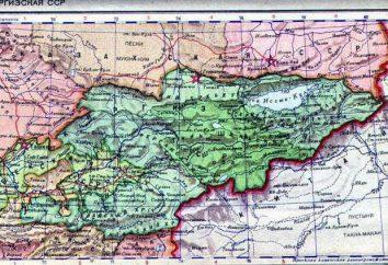 Kirghiz SSR: historia, educación, emblema, bandera, foto, campo, el capital, las unidades militares. Frunze, Kirghiz SSR