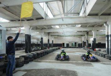 Karting em Yekaterinburg – onde o kartodromy, formação e preços