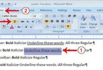 """¿Cómo hacer un guión en """"la palabra"""" sin palabras o con el texto: algunas de las opciones más sencillas"""