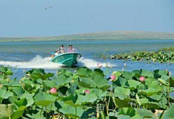 Akhtanizovskaya estuário – uma viagem para o Vale dos lótus