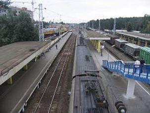 Metro Ferrocarril en: el momento exacto de la puesta en marcha