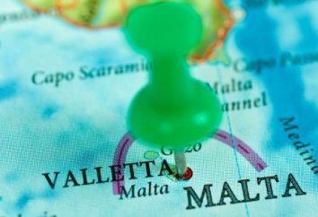 Visa na Malcie dla Rosjan: dokumenty, profile, kosztów i projektowania. Co potrzebujemy wizy do Malta?