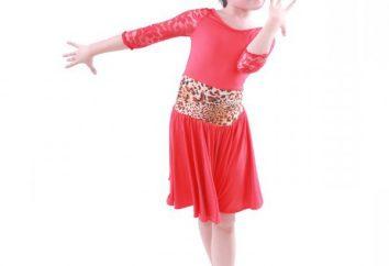 robes de notation pour la danse