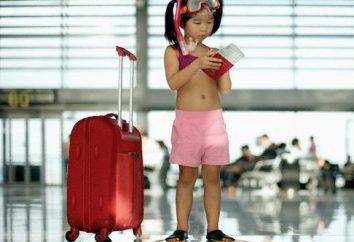 Ce qui est nécessaire pour recueillir des documents pour le passeport pour l'enfant?