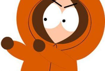 """I caratteri """"South Park"""": Quattro otvyaznyh"""