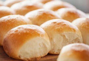 Combien de calories dans un petit pain? Information pour minceur