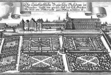 Residência de Munique: história, descrição, horário de funcionamento