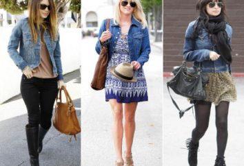 Fashion Tips: Cosa indossare con giacca di jeans?
