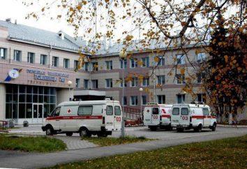 hôpital de la ville de Novossibirsk: Centre de diagnostic. hôpital de maternité №1 à l'hôpital Ville de Novossibirsk. Les avis sur City Hospital (Novossibirsk)