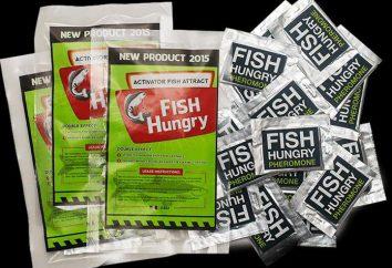 """Bait """"Fish Hangri"""": cliente pescatori"""