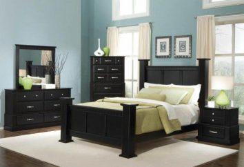 série de meubles « HEMNES » à l'intérieur de l'appartement